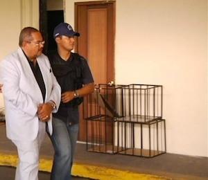 Arthur Porter, arrêté lundi soir, au Panama.