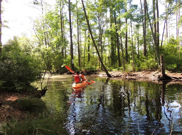 Canot, kayak et paddleboarding avec Surf & Adventure