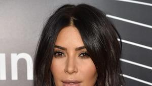 Première photo du bébé de Kim Kardashian