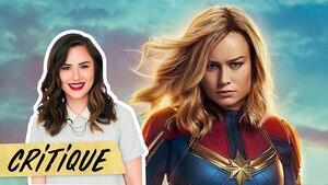 Une VRAIE geek du MCU critique «Captain Marvel»