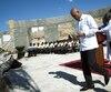La journée du 12 a été décrétée «journée de réflexion et de commémoration» par le gouvernement haïtien lors d'une cérémonie à Titanyin.