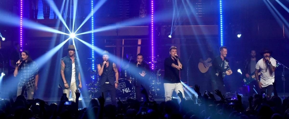 Les Backstreet Boys sont de retour