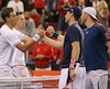 Canada v GB: Davis Cup by BNP Paribas World Group First Round - Day 2