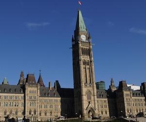 Bloc parlement Ottawa