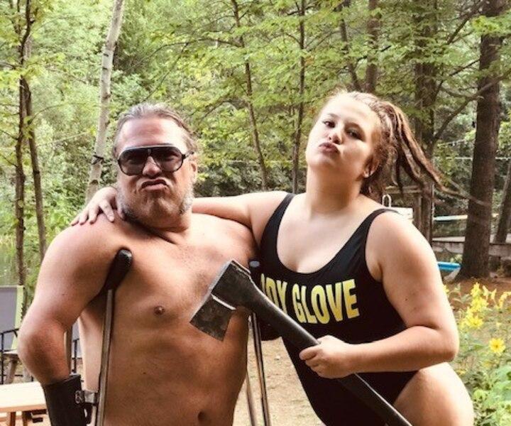 Martin Deschamps souhaite joyeux anniversaire à sa fille avec une photo spectaculaire