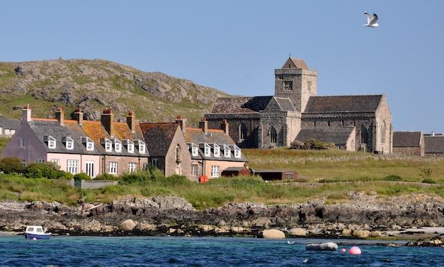 L'abbaye de l'île de Iona, en Écosse