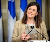 «Préoccupée» par la situation, la ministre de la Justice, Stéphanie Vallée, affirme avoir réclamé des explications au ministère.