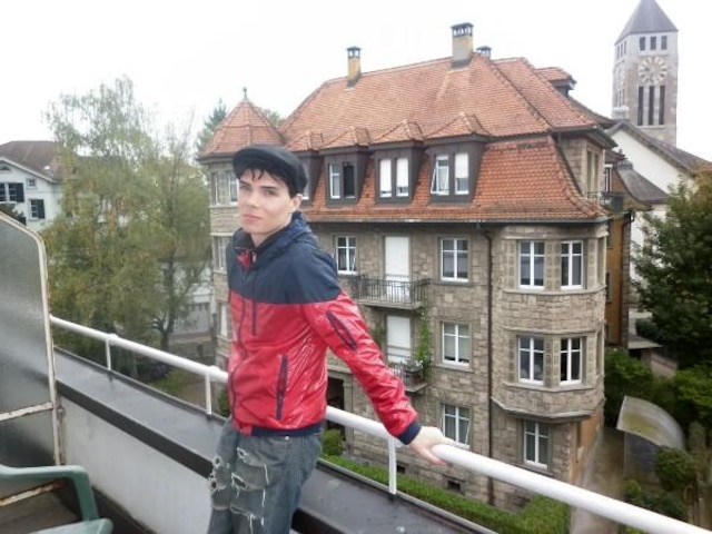 Luka Rocco Magnotta en Suisse