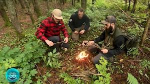 La survie en forêt