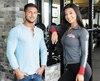 Lauralie Chapados et son entraîneur et conjoint, Maxime Caron, optent pour une alimentation 100% naturelle. Une rareté dans le milieu où l'utilisation de suppléments semble la norme.