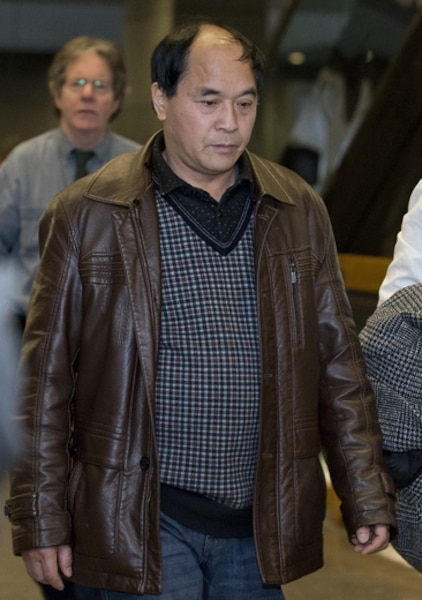 Diran Lin, le père de Jun Lin