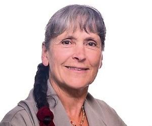 Catherine Trickey, Mairesse de Brownsburg-Chatham
