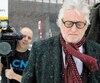 Gilbert Rozon avait réfuté les allégations d'inconduite sexuelle en février dernier lors d'un passage au palais de justice.