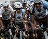 Romain Bardet et les membres de l'équipe AG2R La Mondiale s'entraînaient hier à Saint-Lo en prévision du Tour de France, qui débutera dès samedi.