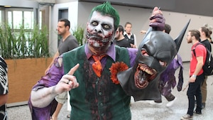 27 choses que j'ai vues à Comic Con