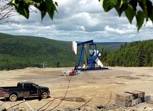 Junex, qui possède des permis d'exploration sur l'île d'Anticosti, a déjà réalisé des travaux en Gaspésie.
