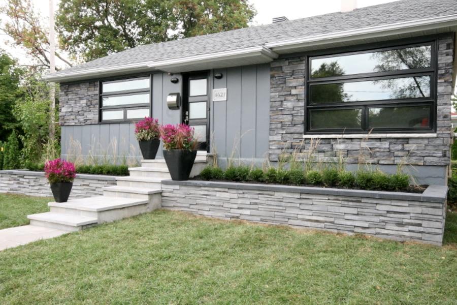 revamper la fa ade de la maison le journal de montr al. Black Bedroom Furniture Sets. Home Design Ideas