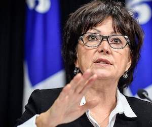 La Protectrice du citoyen, Marie Rinfret