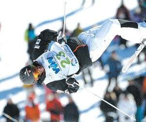 Marc-Antoine Gagnon est en bonne posture dans le processus de qualificationsB en vue d'une participation aux Jeux de Pyeongchang.