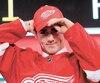 Filip Zadina a été repêché au 6<sup>e</sup> rang par les Red Wings vendredi soir.