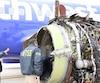 Boeing 737 moteur defectueux