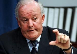 Marc-Yvan Côté, ancien ministre pour le PLQ dans les années 80 et 90, a vu sa résidence perquisitionnée par l'UPAC à la fin février.