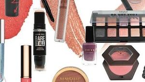 Image principale de l'article Maquillage: 20 nouveautés à essayer à 30 $ ou moins