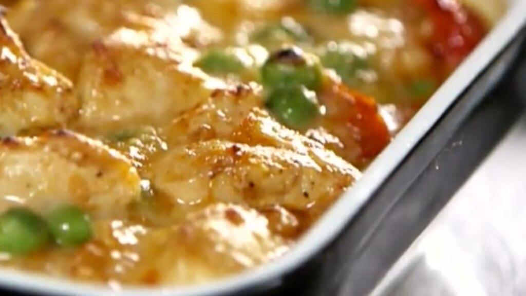 Cassolette de poulet
