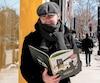 Le bédéiste québécois Mikaël connaît un succès éclatant au Québec et en Europe.
