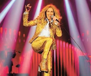 Céline Dion remonte sur scène ce soir au Brisbane Entertainment Centre, où 13 500spectateurs sont attendus.