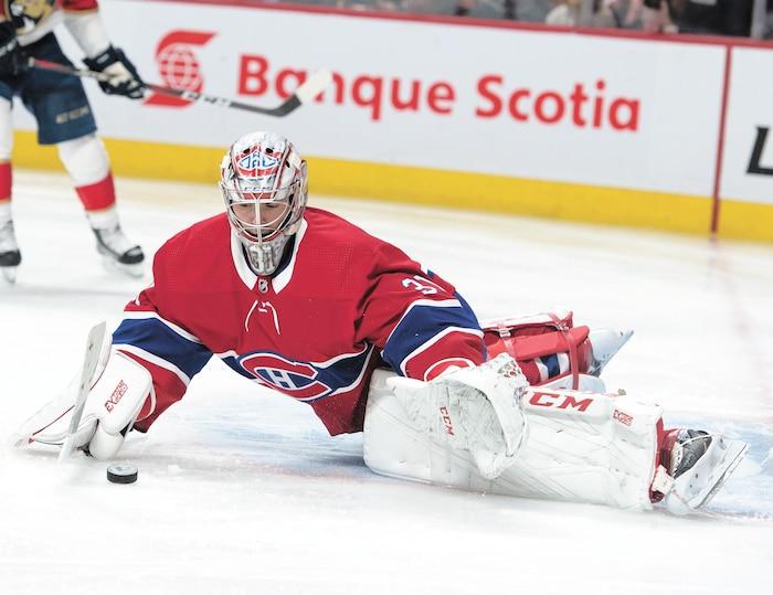 Carey Price a été le meilleur joueur du Canadien, cette saison.