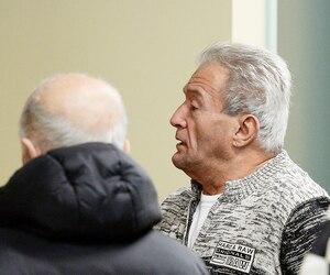 «Cela ne me redonnera pas la santé, mais les responsables doivent faire face à leurs fautes», a exprimé Normand Michaud, qui a contracté la légionellose à l'été 2012, à Québec.