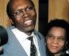 Léon Mugesera, ici en photo avec sa femme Gemma Uwamariya en 2001, a été expulsé du Canada en 2012 pour finalement être condamné à la prison à vie en 2016 au Rwanda. Son épouse ne s'est jamais rendue sur place pour le visiter, craignant pour sa propre sécurité.