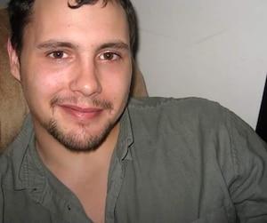 Alex Lacasse-Deaudelin, accusé du meurtre de sa colocataire
