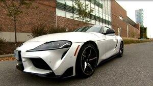 Image principale de l'article La Toyota Supra 2020