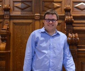 <b>Sébastien Froidevaux</b><br/> <i>Grand Séminaire de Montréal</i>