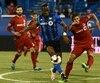 SPO-MATCH IMPACT VS TORONTO FC