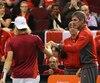 Capitaine de l'équipe canadienne à la Coupe Davis, Martin Laurendeau a travaillé avec Denis Shapovalov l'hiver dernier.