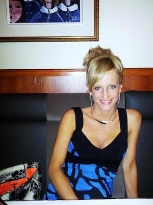 Jessie Bérubé a adopté un nouveau look depuis qu'elle ne pratique plus comme avocate.