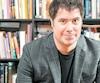 Le Journal a rencontré Guillaume Morrissette dans la pièce où il rédige ses romans policiers.