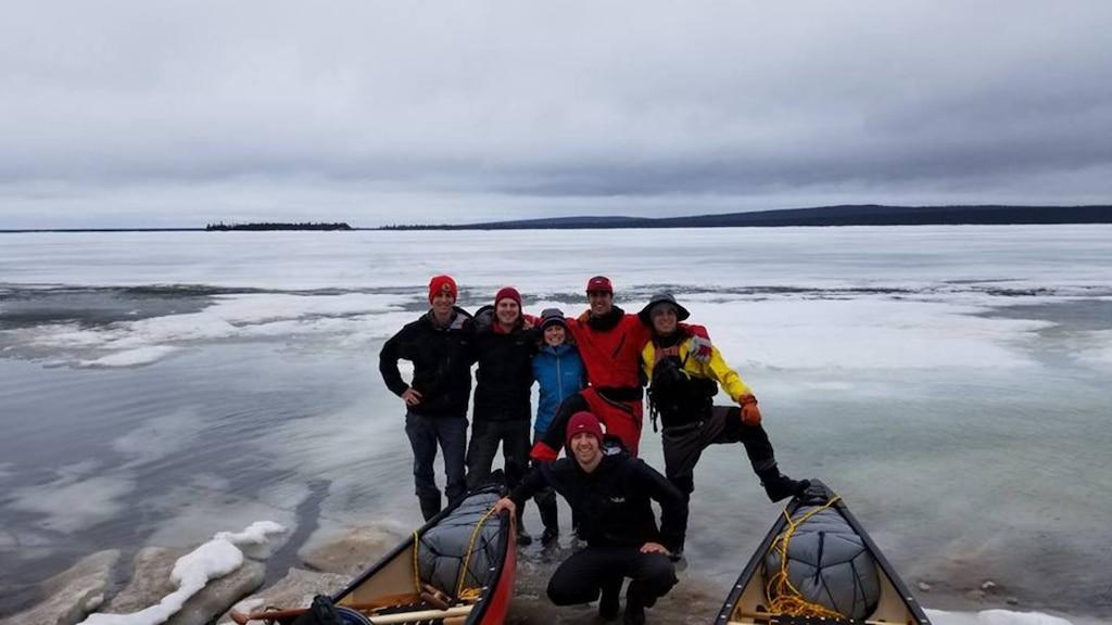 L'épdition AKOR : 1600 km dans le Grand Nord