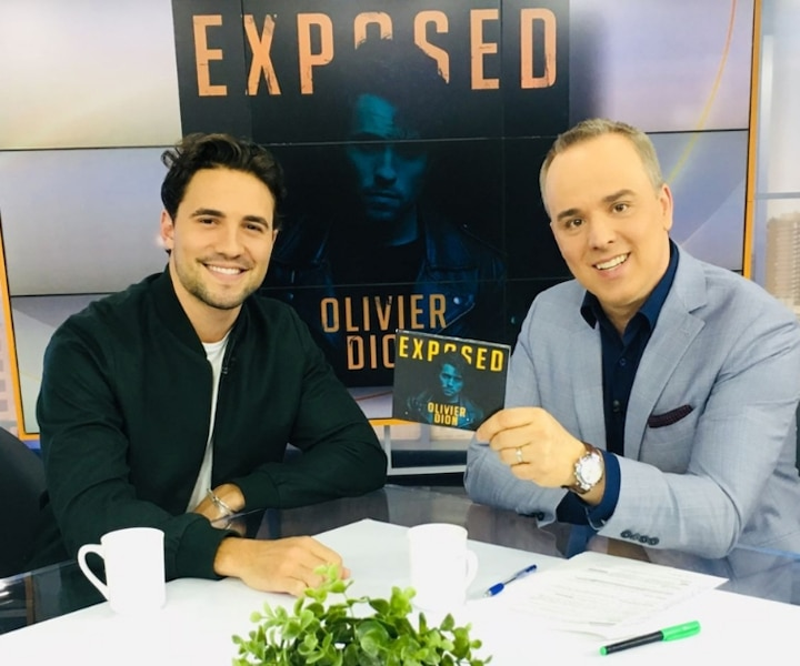 Olivier Dion lance l'album «Exposed»