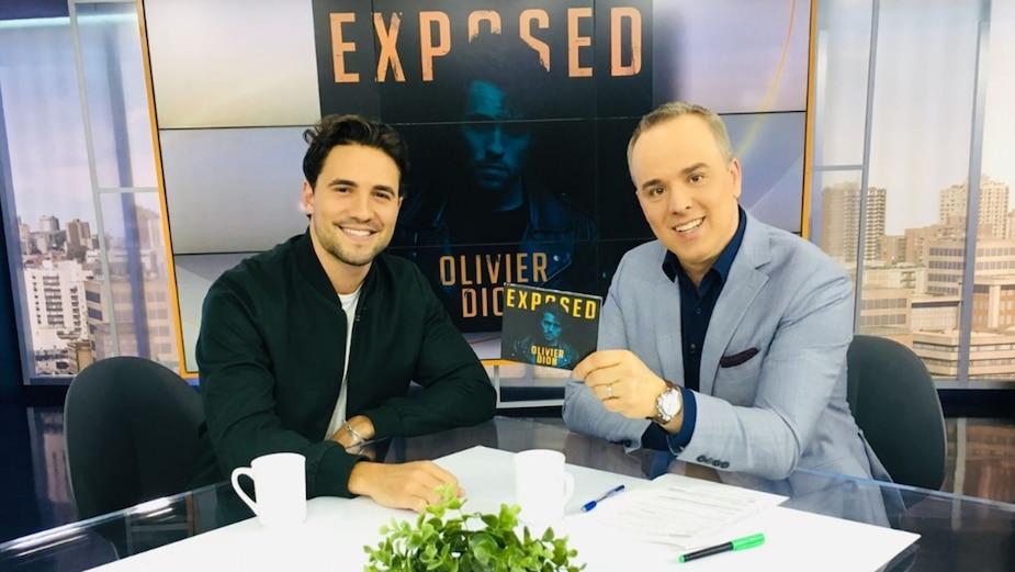 Olivier Dion lance l'album «Exposed»