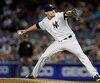 Le partant des Yankees Nathan Eovaldi a limité les Blue Jays à deux coups sûrs en six manches.