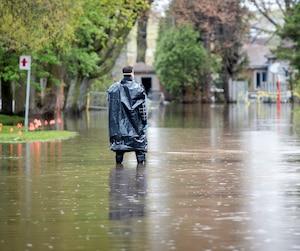 Sur le front des inondations, la situation ne s'est guère améliorée entre lundi et mardi, selon le dernier bilan d'Urgence-Québec.
