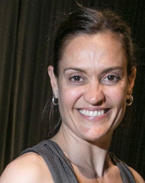 Brigitte Poupart, actrice, metteuse en scène et réalisatrice