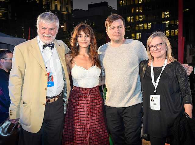 Le jury des longs métrages était représenté par John R. Porter, Sophie Desmarais, Rafaël Ouellet et Marie Gignac.