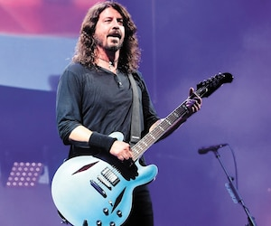 Les Foo Fighters