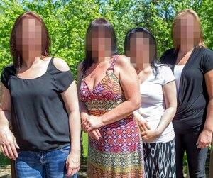 Des ex-membres de la Mission de l'Esprit-Saint à Montréal-Nord dénoncent les conditions vécues par les membres de ce groupe religieux.