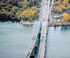 Des automobilistes estiment que la circulation sur le pont Mercier, qu'on voit ici lundi après-midi, devrait être mieux surveillée pour éviter les bouchons constants.